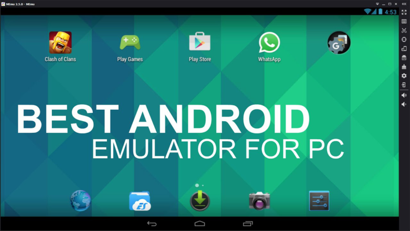 5 Best Android Emulator for Gaming