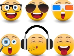14 Emojis