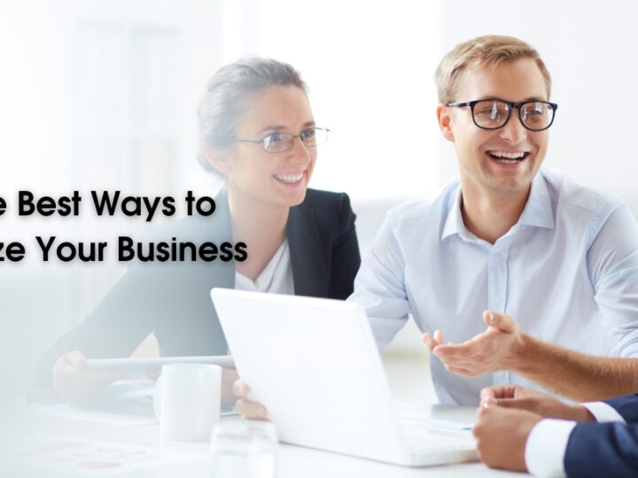 4 of the Best Ways to Modernize Your Business