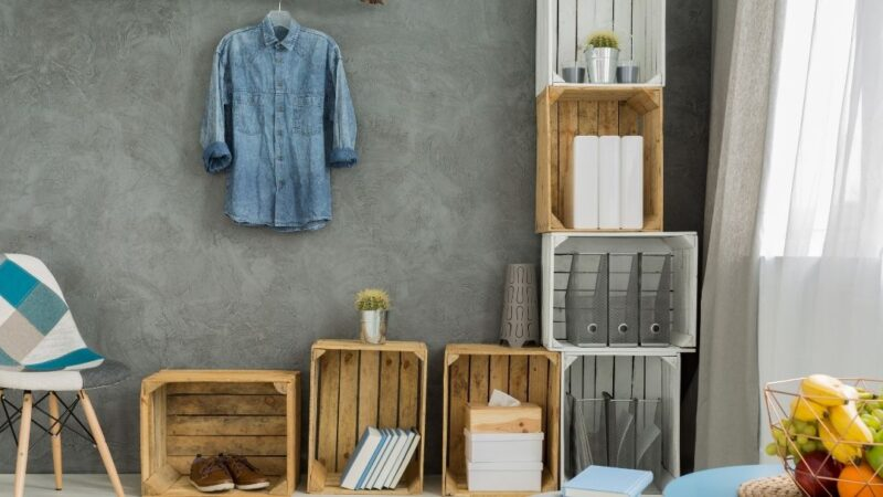 5 Vertical Storage Solutions to Maximize Your Wall Space 2021