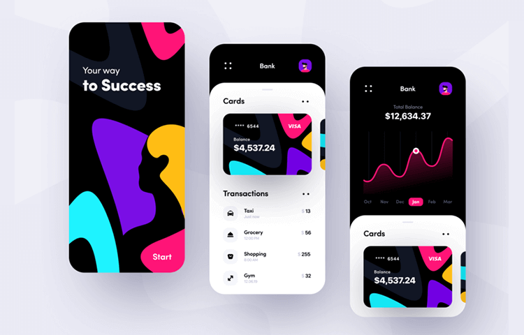 6 Effective and Comfortable App Design Examples