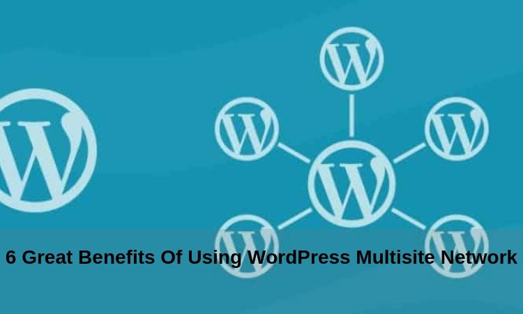 6 Great Benefits Of Using WordPress Multisite Network