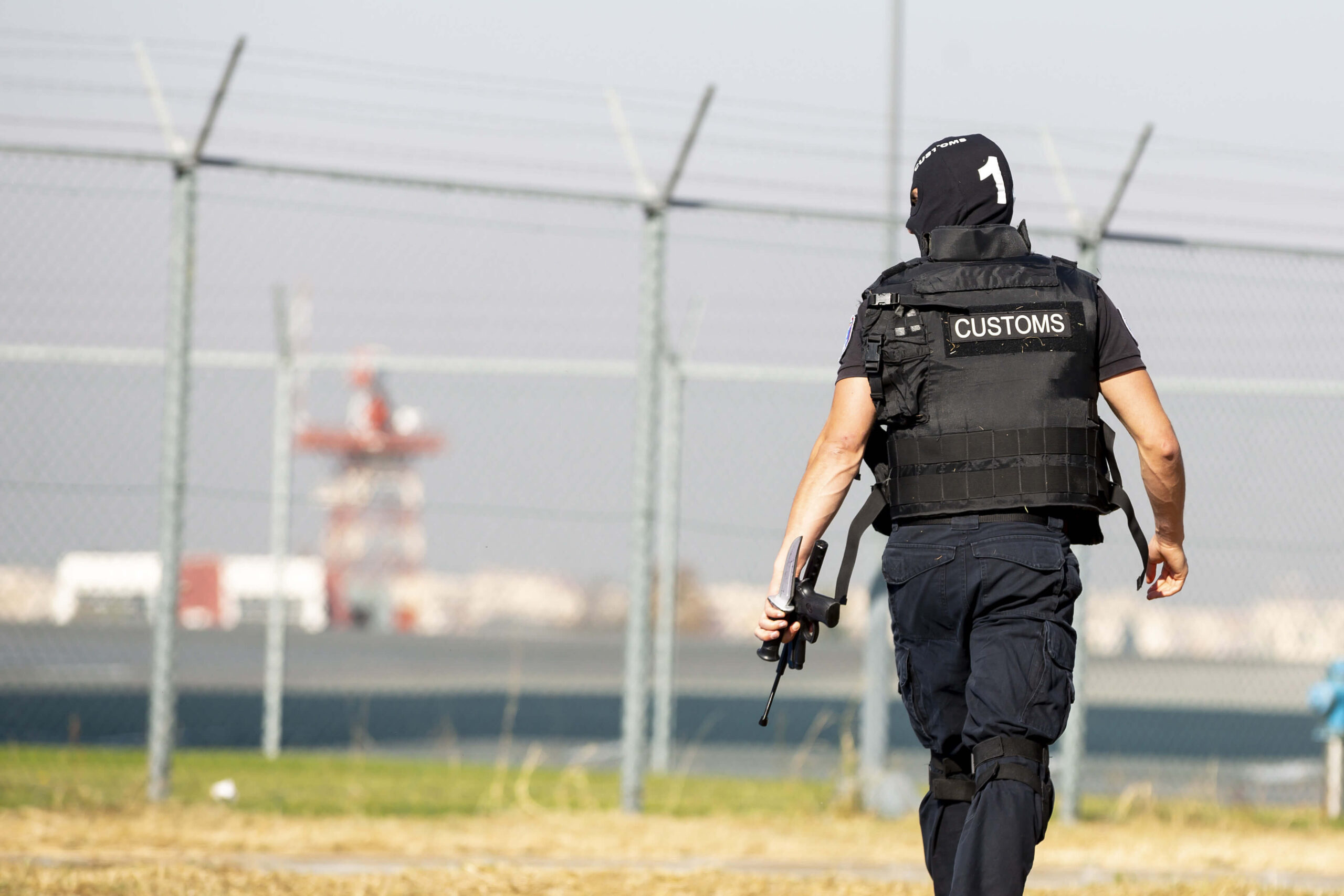 The Role Of Technology In Border Security