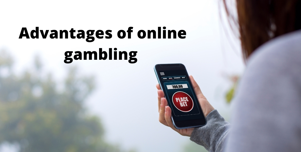 Craving for bonuses? Here are some advantages of online gambling