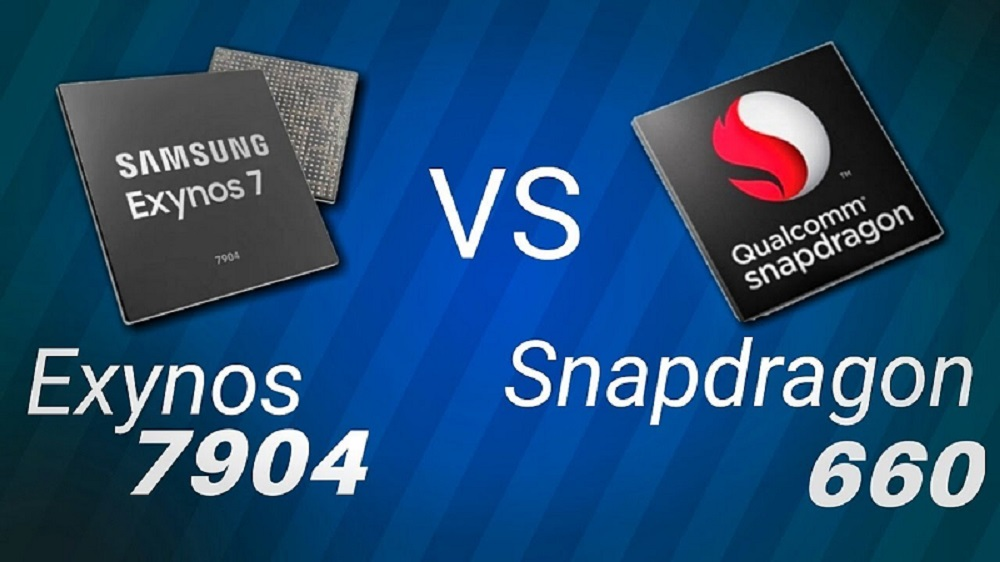 Analysis about exynos 7904 vs snapdragon 660