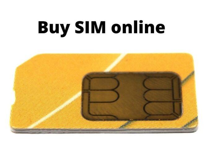 Buy SIM online from 10digi.com