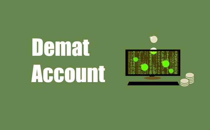 Demat account: opening and operating