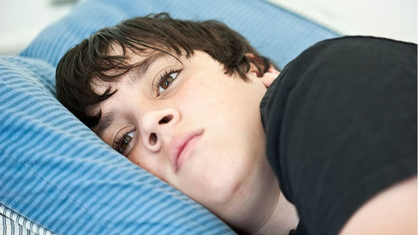 Difficulties In Sleeping For Kids