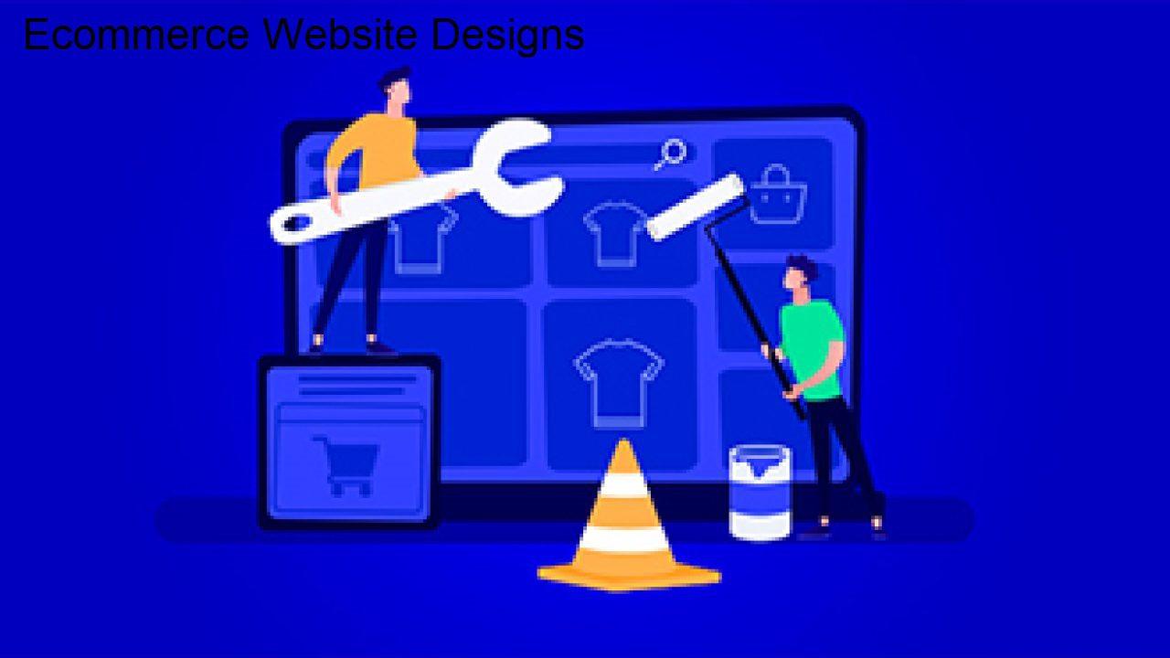 4 Ecommerce Website Designs to Inspire Your Entrepreneurial Journey