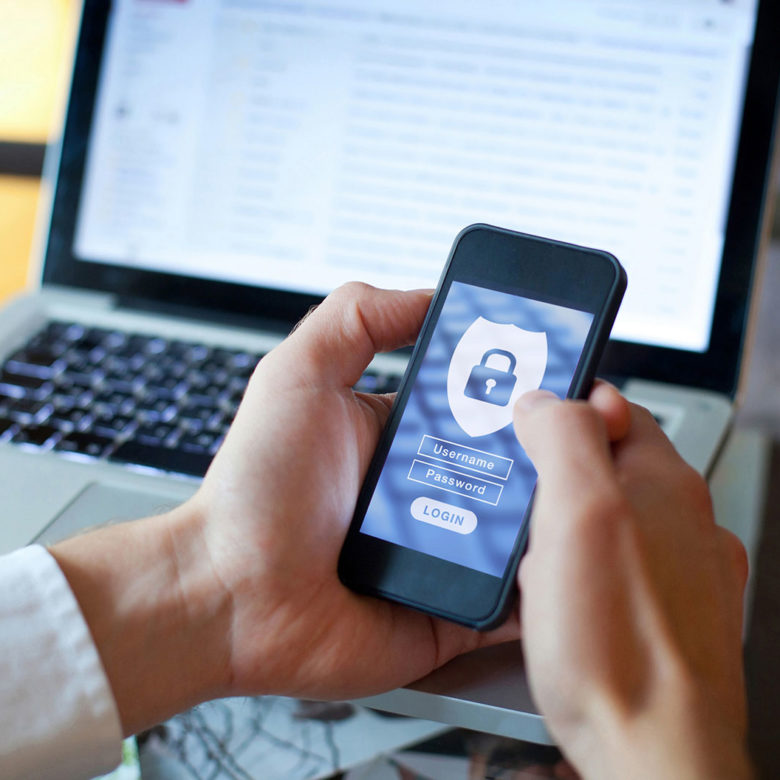 Phone to Security Risks