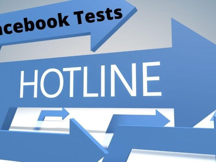 Facebook Tests Hotline | A Q&A Platform | Ask Questions Live