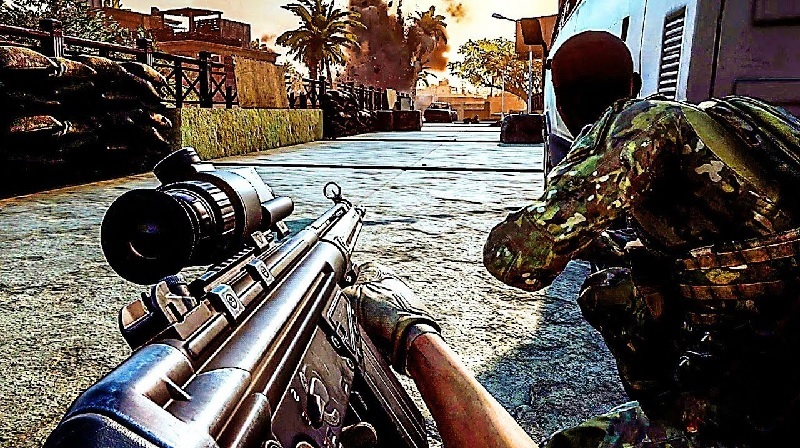 Best FPS Video Games of All Time