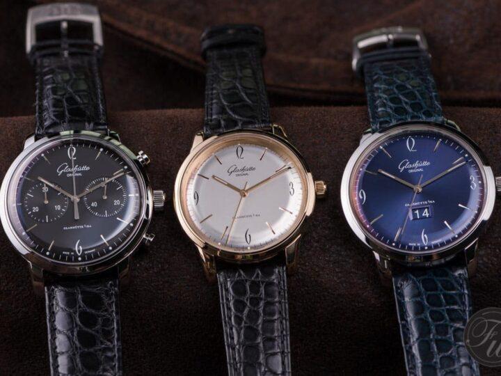 5 Distinct Glashutte Original Watch Collections That Magnify Elegance