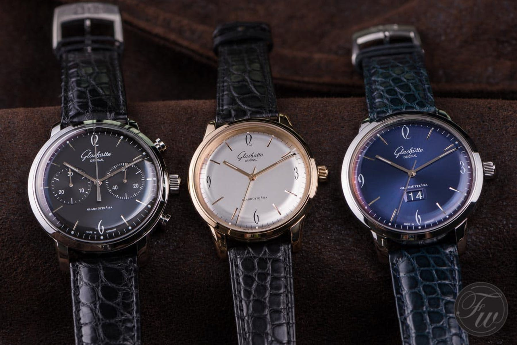 5 Distinct Glashutte Original Watch Collections That Magnify Elegance