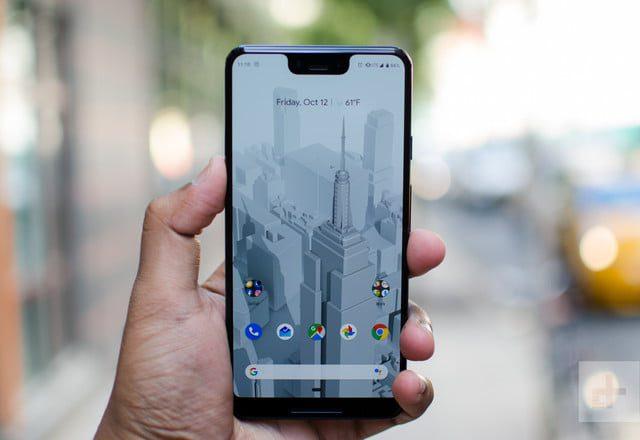 Google Pixel 3 XL Features