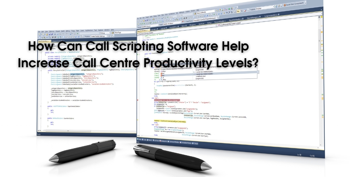 How Can Call Scripting Software Help Increase Call Centre Productivity Levels?
