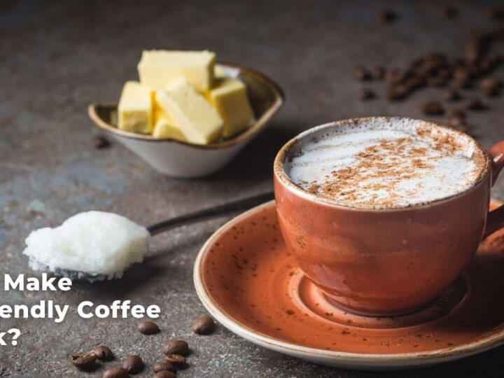 How To Make Keto-friendly Coffee At Work?