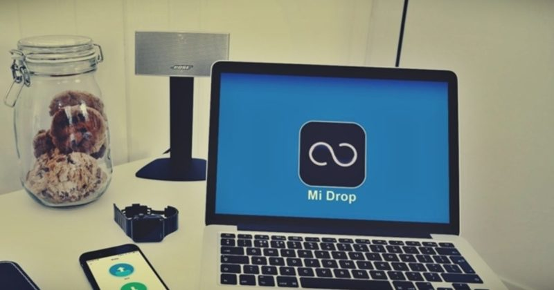 Mi Drop For Pc Backup