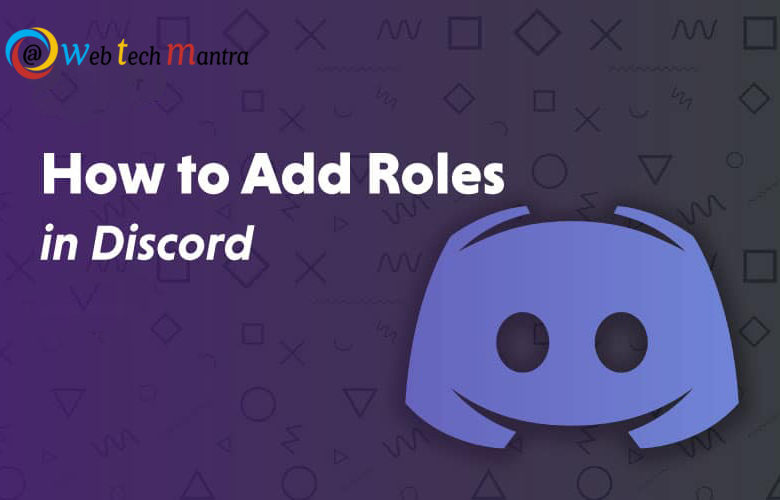 Add Roles in Discord