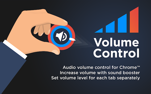 Adjust Volume Booster