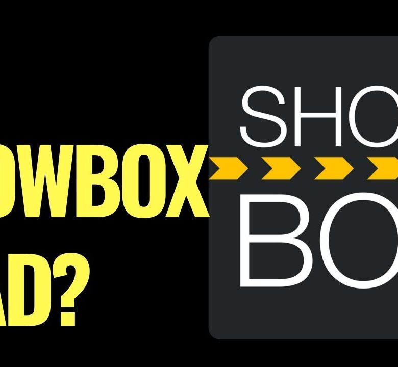 How to fix showbox server error