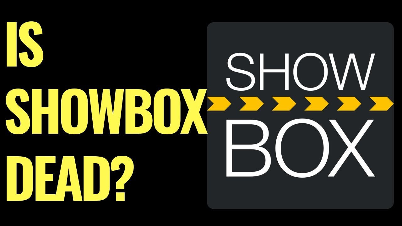 How to fix showbox server error