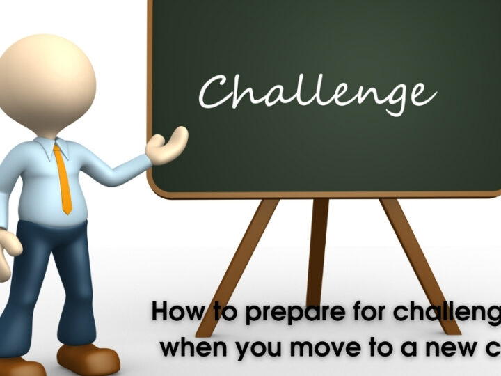 How to prepare for challenges when you move to a new city