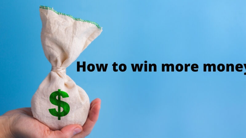 Online gambling strategies – How to win more money?