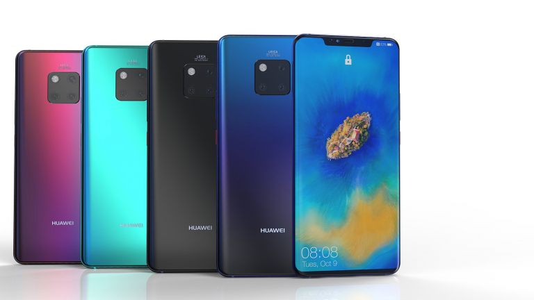 Huawei mate 20 pro features
