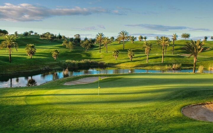 Huge Value Top 7 Golf holidays to Spain