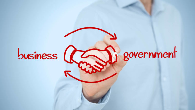 Co-existence of Government & Business Organizations to curb Unemployment