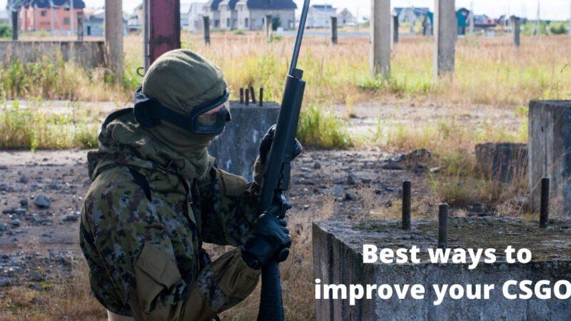 Best ways to improve your CSGO