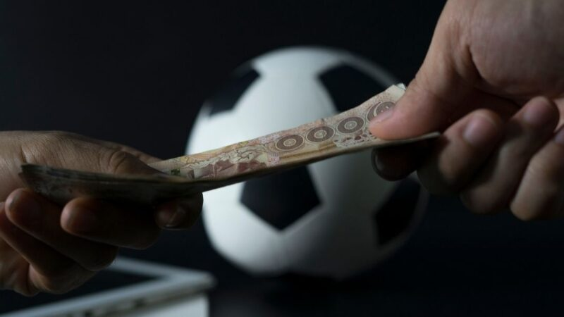 Looking for the Football betting website, minimum 10 baht then switch to UFA800