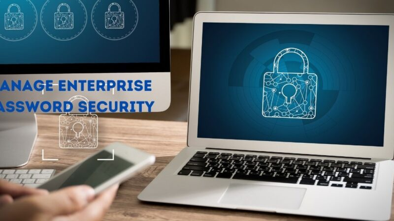 How to Manage Enterprise Password Security