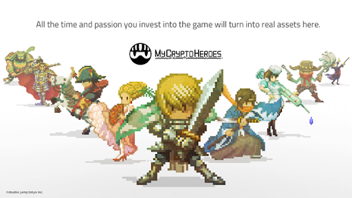 My Crypto Heroes