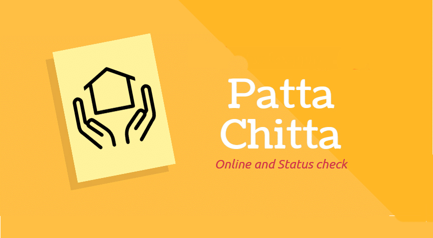 PattaChitta Website Online Procedure in Detailed Steps