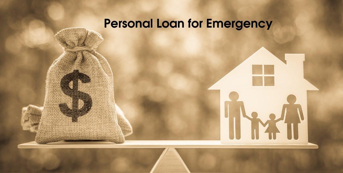 Personal Loan for Emergency