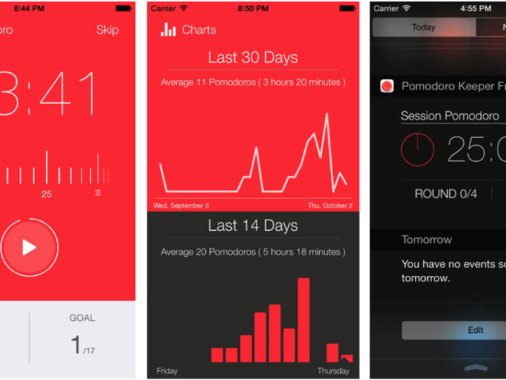 Manage Your Time: 4 Essential Pomodoro Timer Apps to Help You Be More Productive