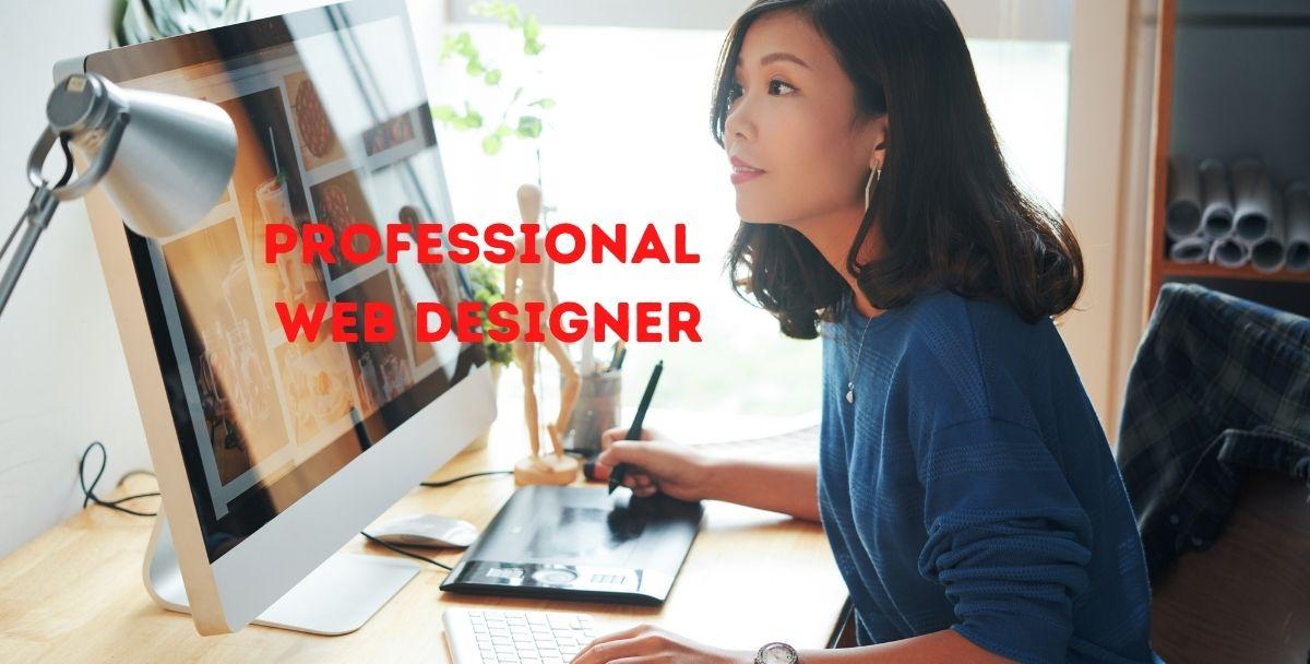 Top-Notch Benefits of Using A Professional Web Designer