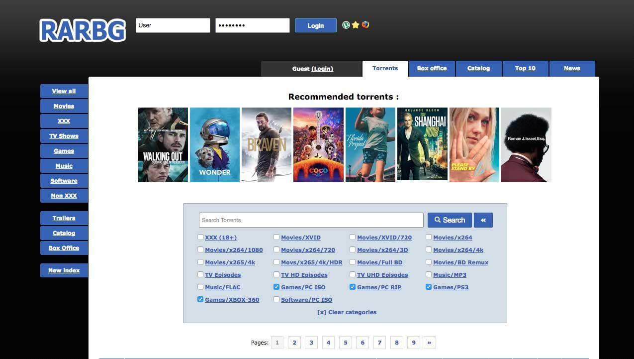 Www.rarbg.com movies