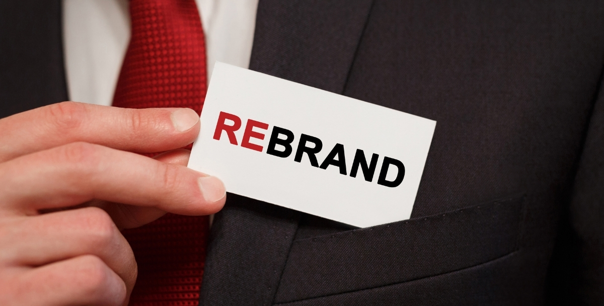 The Why's and How's of Rebranding
