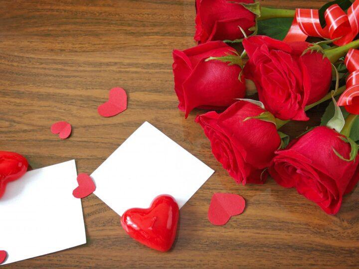 Five Most Romantic Flowers