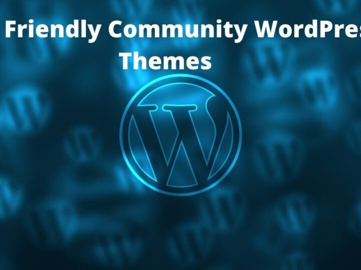 SEO Friendly Community WordPress Themes – 10 Things to Keep in Mind