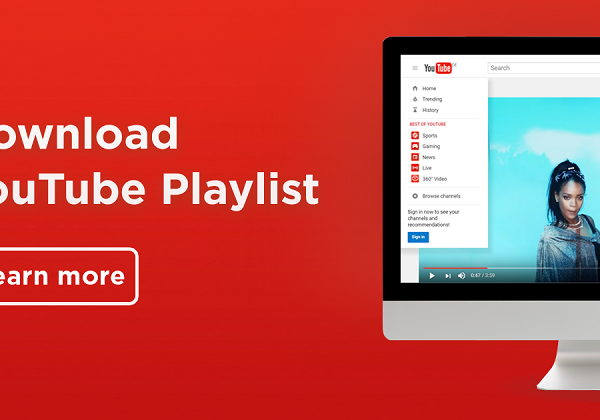 Download Playlist YouTube