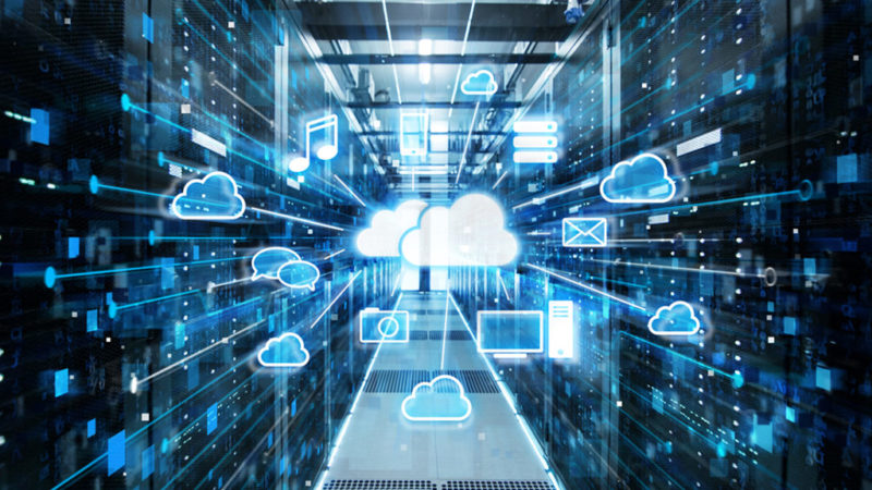 The perks of data storage in cloud