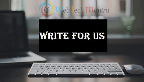 Technology Write For Us Guest Post