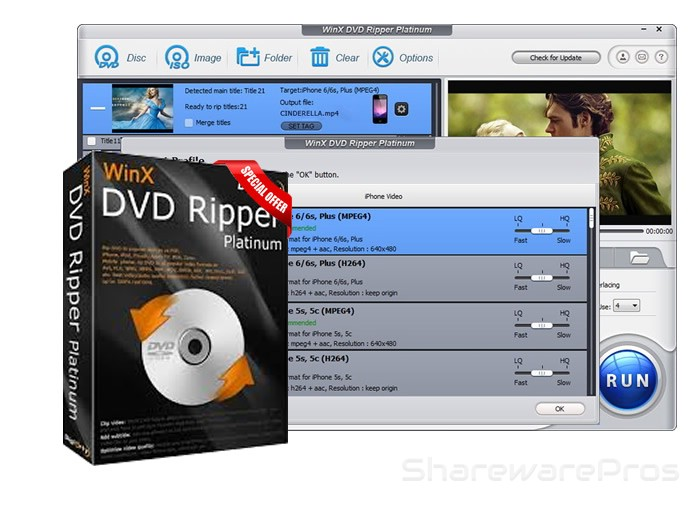 The Main Features of a Good DVD Ripper