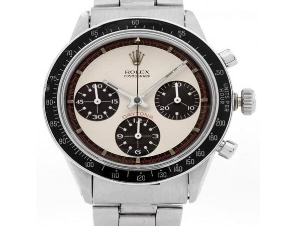 The Most Expensive Timepiece: Rolex Daytona