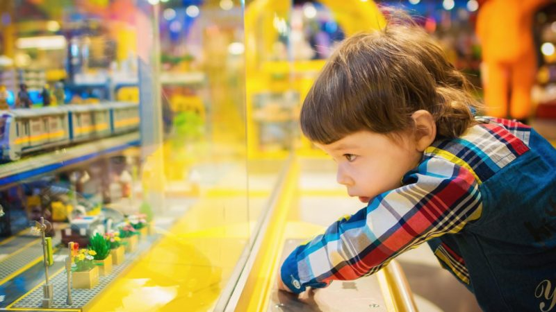 Modern Toys: Have Fun With New Technologies