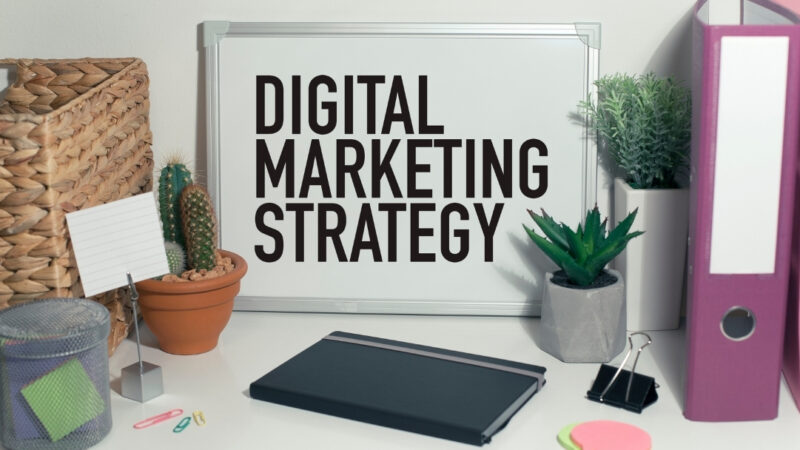 5 Ways To Optimize Your Digital Marketing Strategy